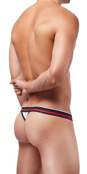 DOREANSE Metro Thong In White