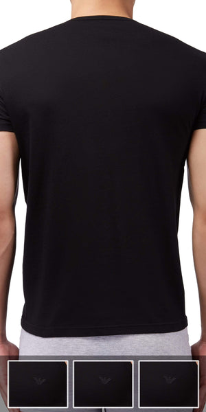 Emporio Armani 110821cc722  21320 Collection T-shirt Black