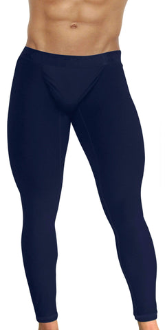 ERGOWEAR FEEL Long Johns In Navy
