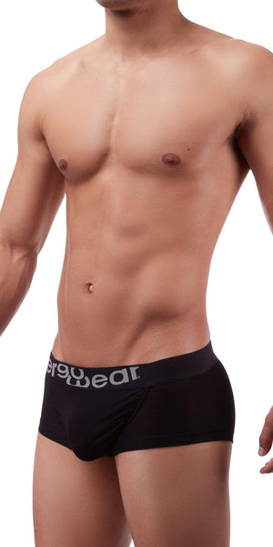 Ergowear Ew0712 Feel Modal Boxer Briefs Black