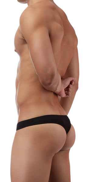 Ergowear Feel Modal Thong In Black
