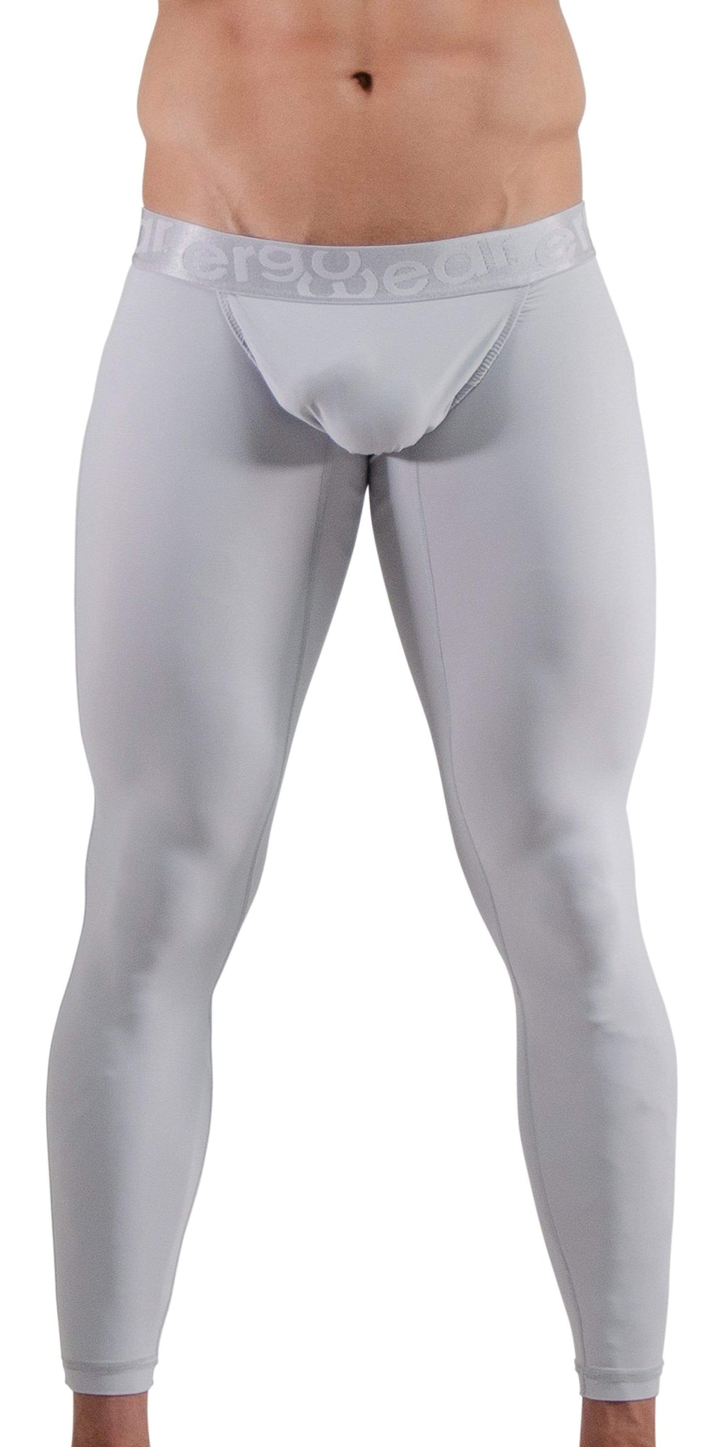 ERGOWEAR FEEL XV Long Johns In Silver