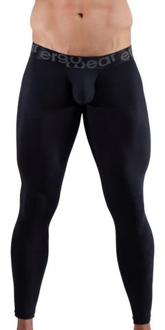 ERGOWEAR MAX XV Long Johns In Black