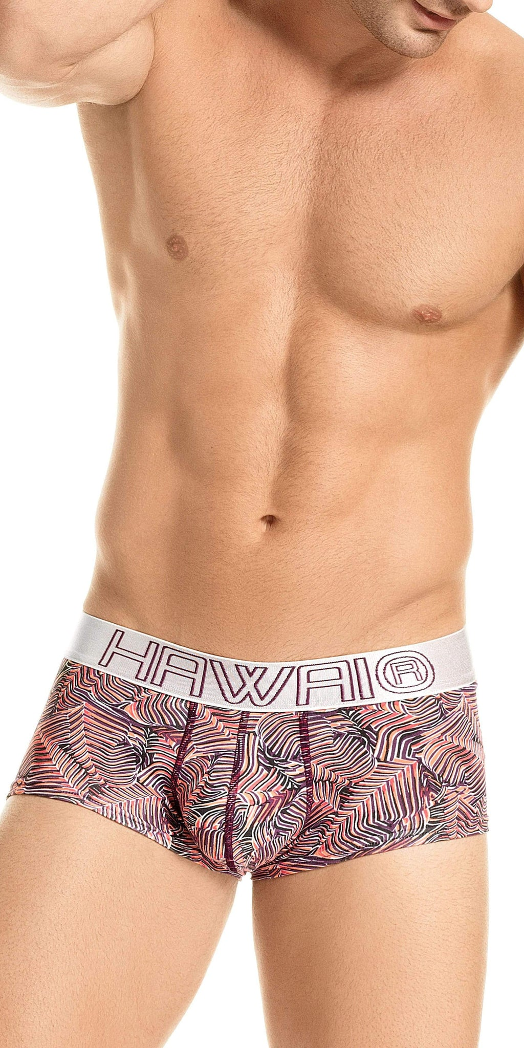 HAWAI Full Cut Brief In Orange