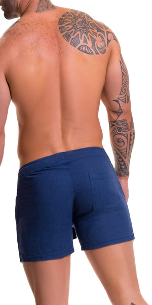 Jor 0599 Copacabana Athletic Shorts Navy