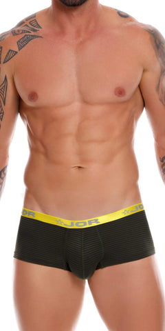 Jor 0953 Luxury Trunks Green