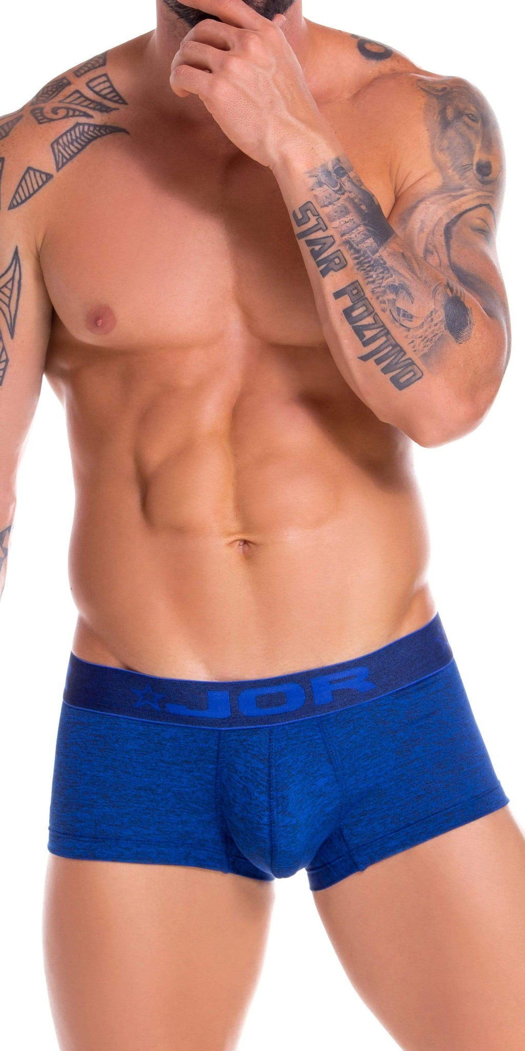 JOR Pop Trunk In Blue