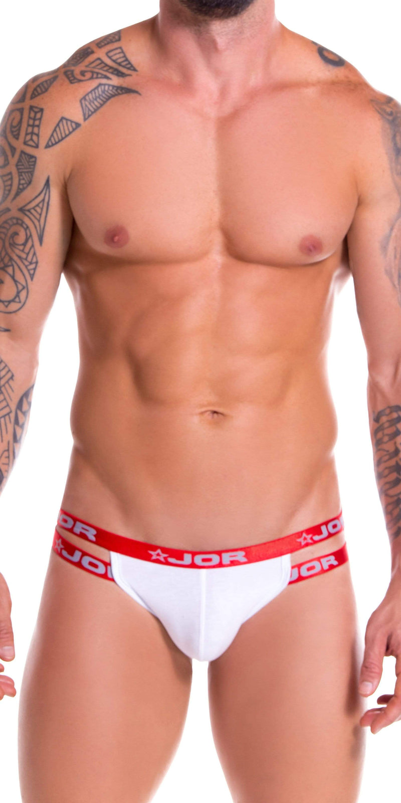 JOR Power Thong In White