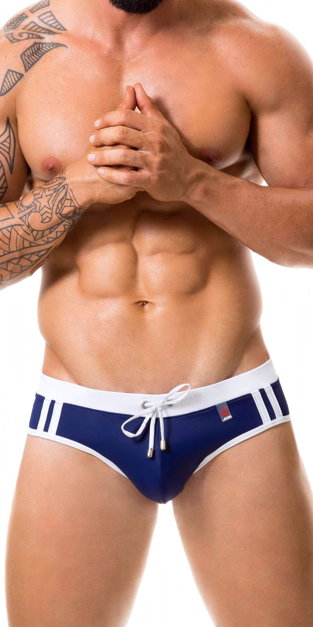 JOR Sport Swim Thong In Blue