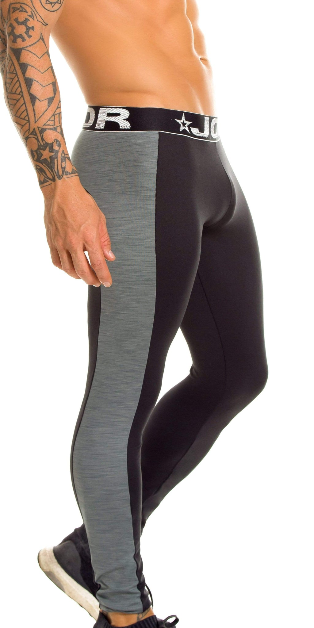 JOR York Athletic Pant In Gray