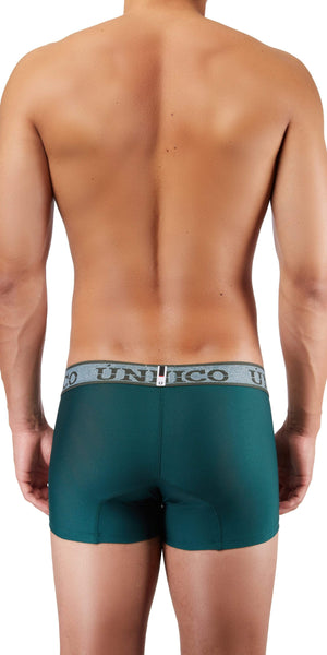 MUNDO UNICO COLORS Microfiber Trunk In Green