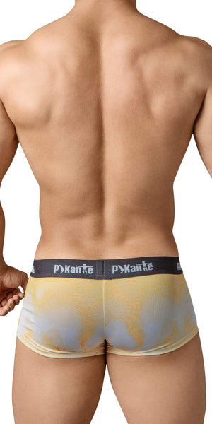 Pikante Peels Boxer Briefs In Yellow