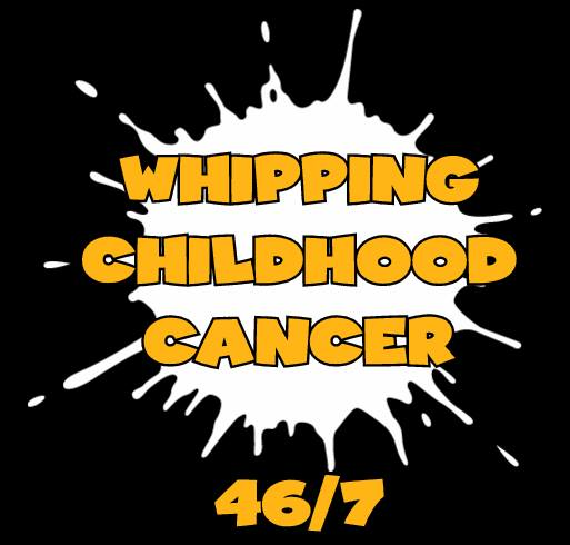 Whipping Childhood Cancer Challenge