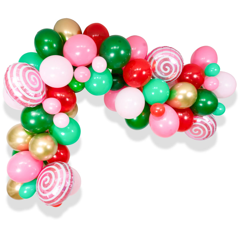 A Joyful Christmas Balloon Garland Kit, , Jamboree