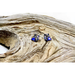 The Sapphire Earrings, Earrings, Jamboree