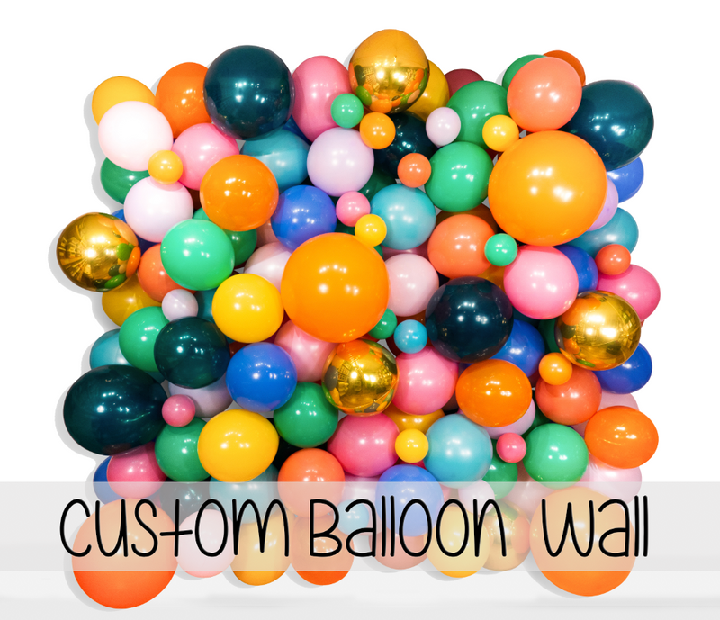 Custom DIY Balloon Wall Kit, , Jamboree