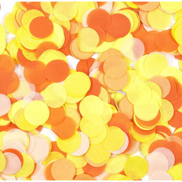 Caribbean Sunset Confetti, Confetti, Jamboree Party Box, Jamboree