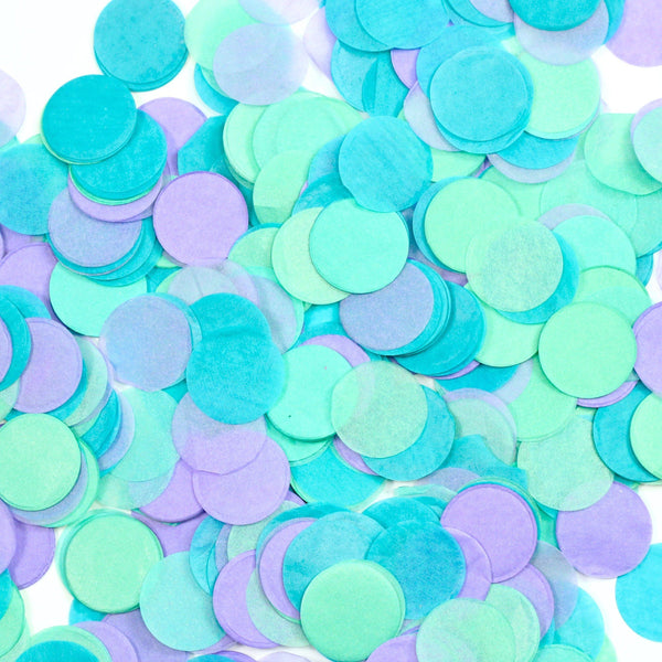 Mermaid Tales Confetti, Confetti, Jamboree