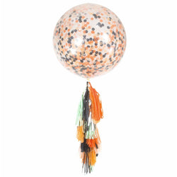 "36"" Hocus Pocus Confetti Balloon, Decorative Balloons, Jamboree"