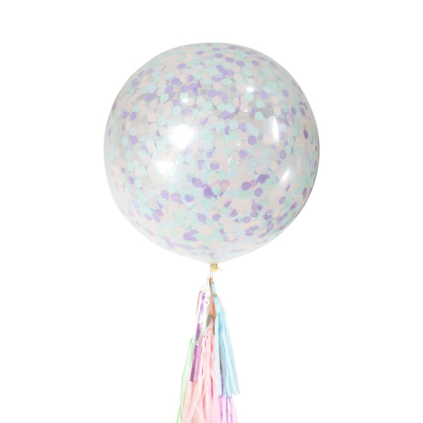 "36"" Mythical Tales Confetti Balloon, Decorative Balloons, Jamboree"