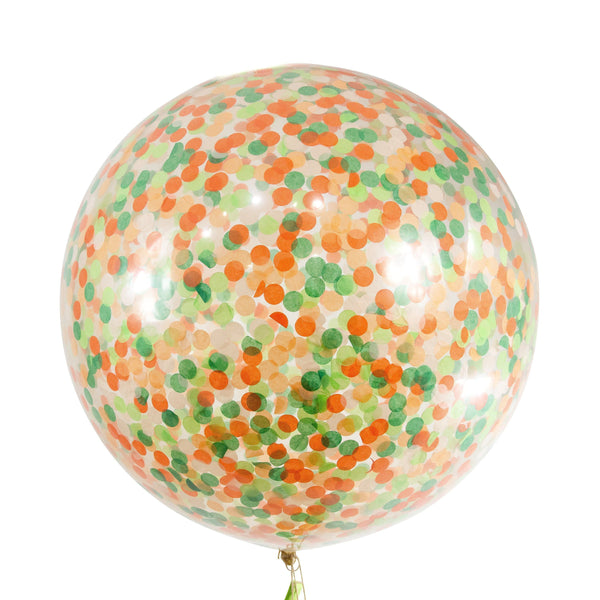 "36"" Viva La Fiesta Confetti Balloon, Decorative Balloons, Jamboree"