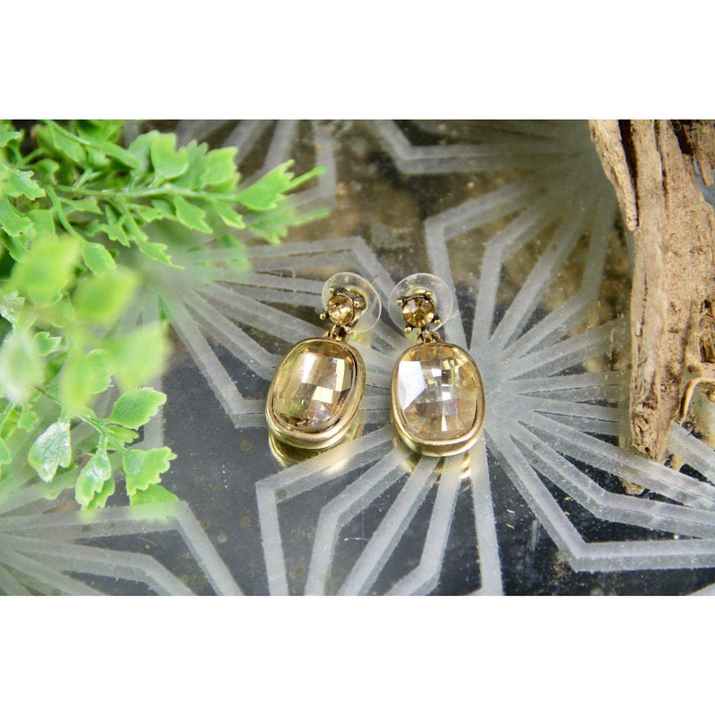 Earrings - The Amber Earrings
