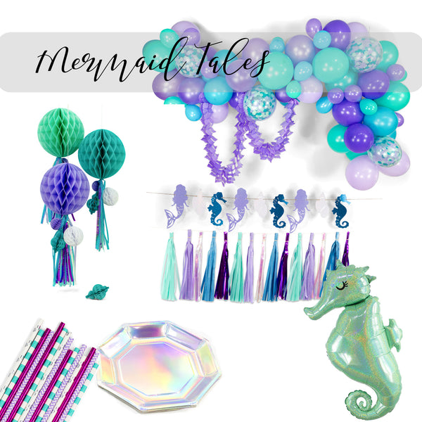 Mermaid Tales Party Box, svi_hidden, Jamboree