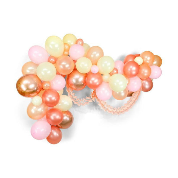 Blushing Peony Balloon Garland Kit, , Jamboree