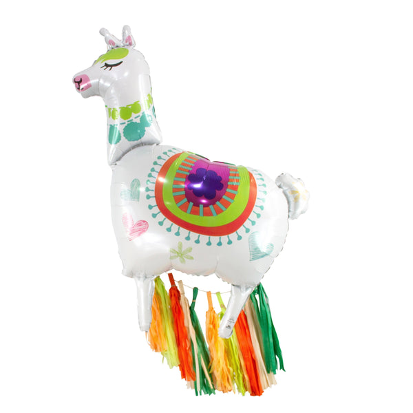 "41"" Llama Balloon, Decorative Balloons, Jamboree"