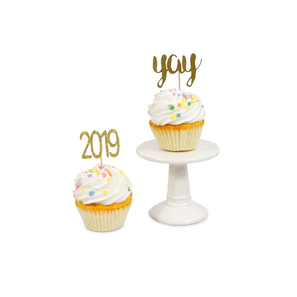 2019/Yay Toothpick Toppers, , Jamboree