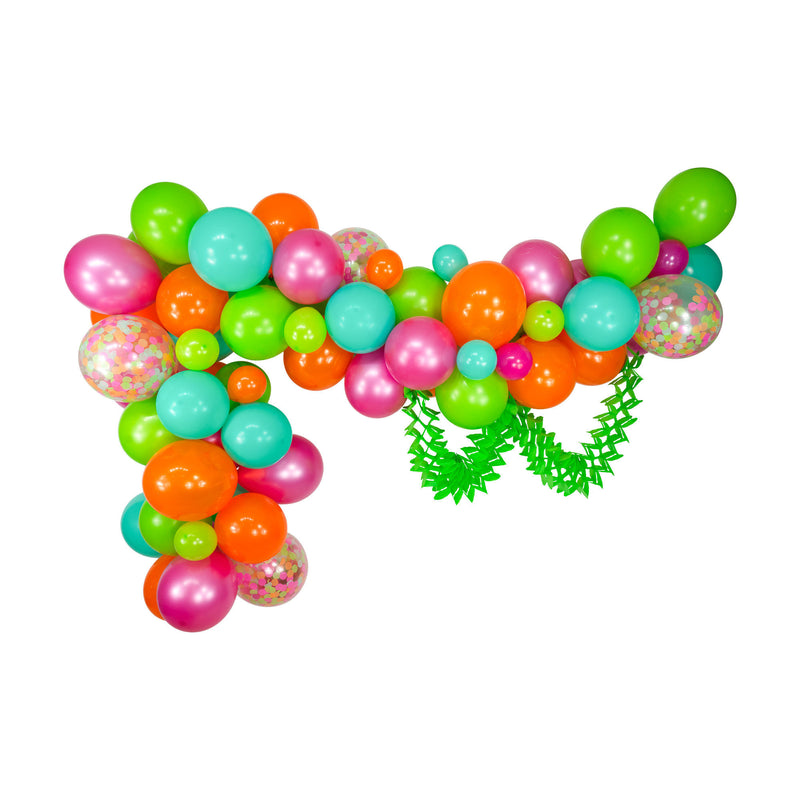 Tropical Tango Balloon Garland Kit, , Jamboree