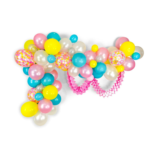 Disney Princess Squad Balloon Garland Kit, , Jamboree