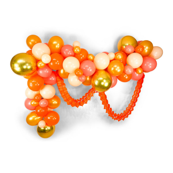 Tangerine Dream Balloon Garland Kit, , Jamboree