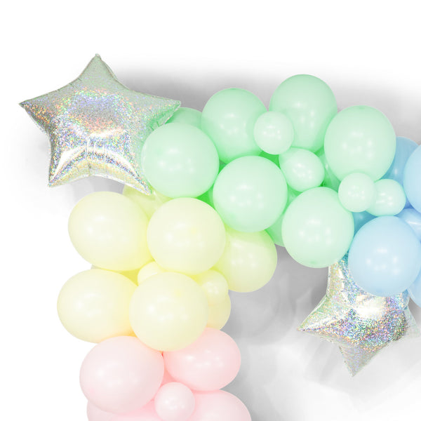 Pixie Stick Balloon Garland Kit, , Jamboree