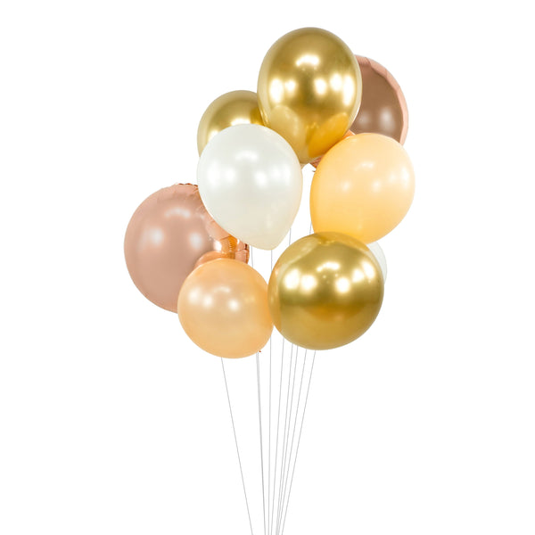 Birthday Suit Balloon Cluster, , Jamboree
