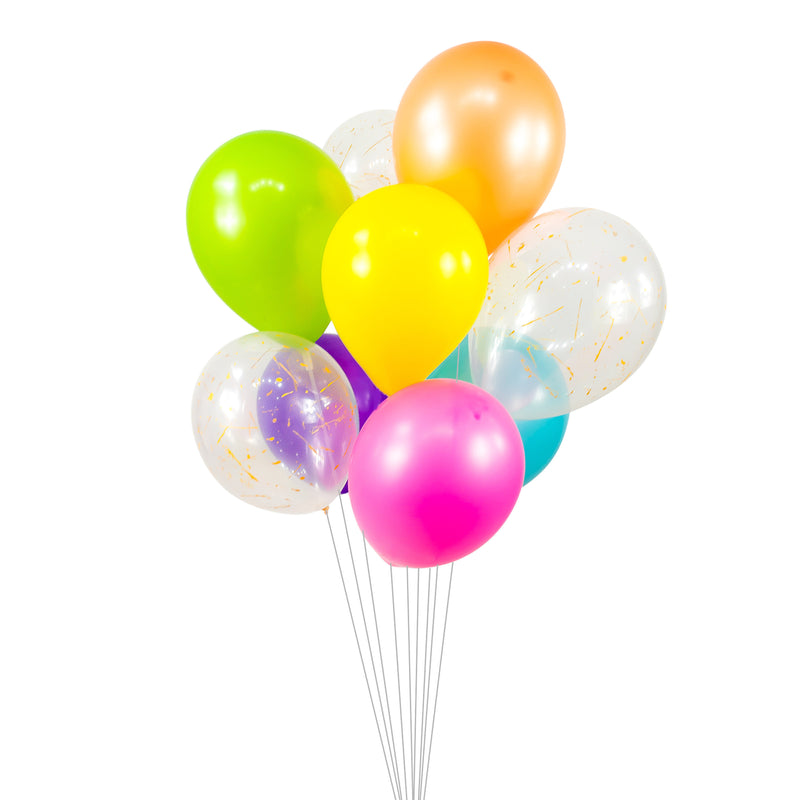 Electric Slide Balloon Cluster, , Jamboree