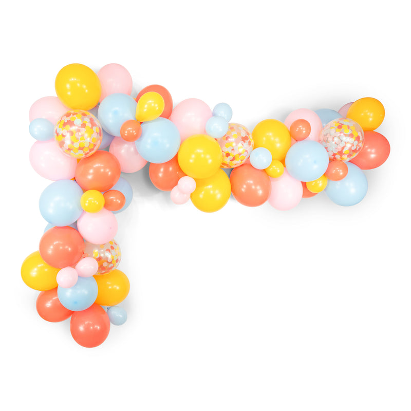 Spring Fling Balloon Garland Kit, , Jamboree