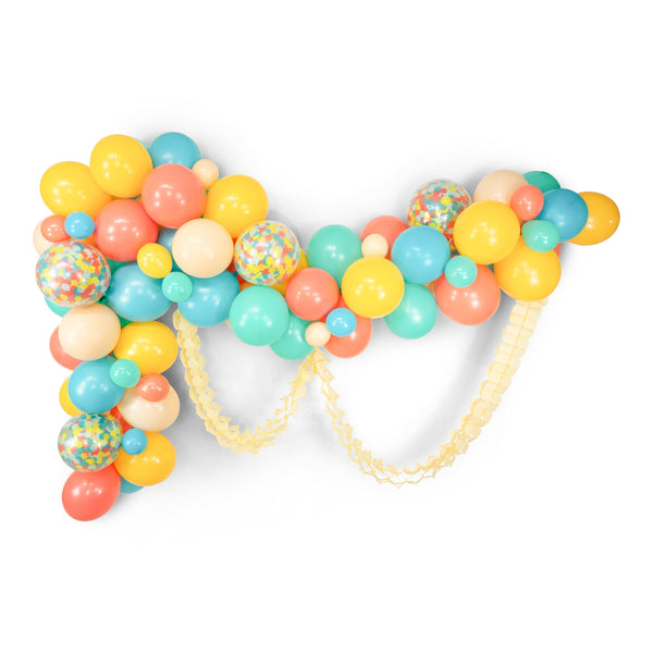Vintage Summer Balloon Garland Kit, , Jamboree