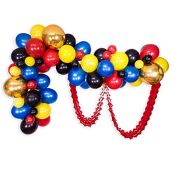 Superhero Balloon Garland Kit, , Jamboree