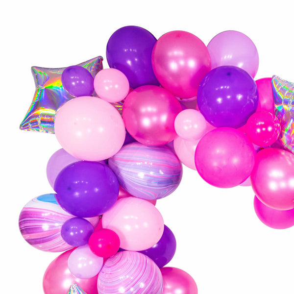 Barbie Balloon Garland Kit, , Jamboree