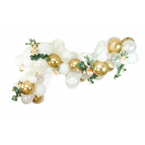 Vanilla Frost Balloon Garland Kit, , Jamboree