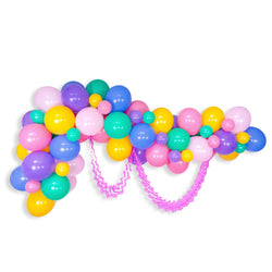 Donuts 4ever Balloon Garland Kit, , Jamboree