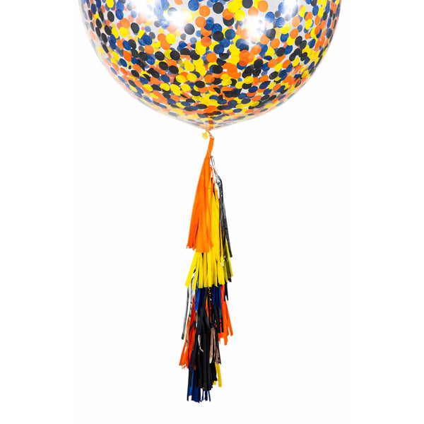 "36"" The Digger Confetti Balloon, Decorative Balloons, Jamboree"