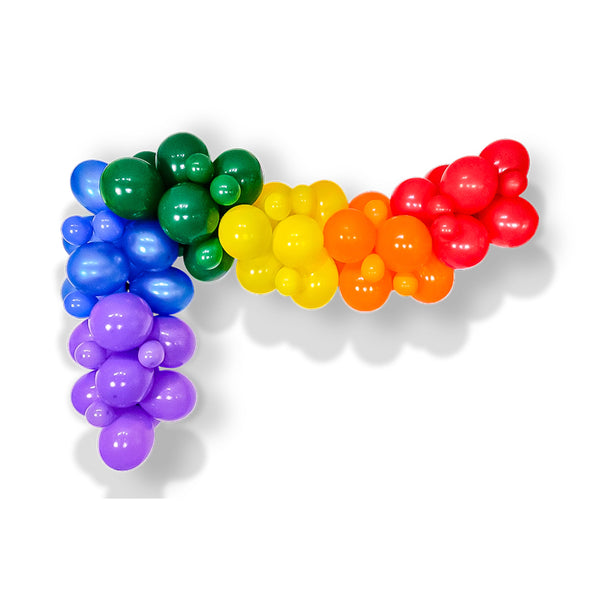 Rainbow Balloon Garland Kit, , Jamboree