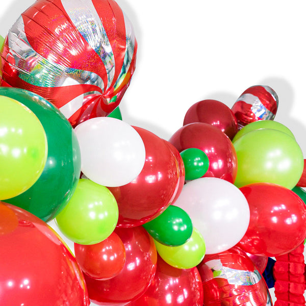 A Jolly Christmas Balloon Garland Kit, , Jamboree