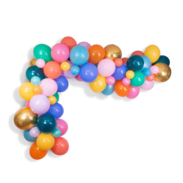 Confetti Cocktail Balloon Garland Kit, , Jamboree