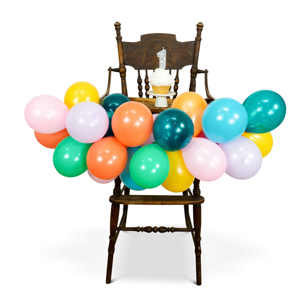Confetti Cocktail Mini Balloon Garland Kit, , Jamboree