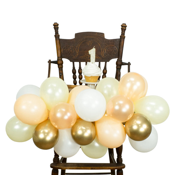 Birthday Suit Mini Balloon Garland Kit, , Jamboree