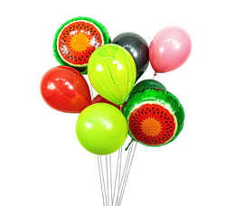 Watermelon Balloon Cluster, , Jamboree