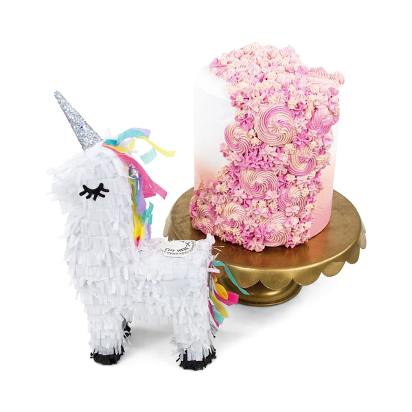 "10"" Mini Mythical Tales Unicorn Piñata, Other Party Decor, Jamboree"